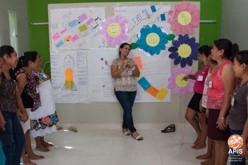 Taller de Promotoras de Buenos Tratos en la Infancia